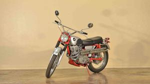 Honda 305 Scrambler