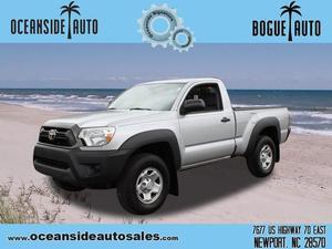 Toyota Tacoma Reg. Cab 4X4 Pickup