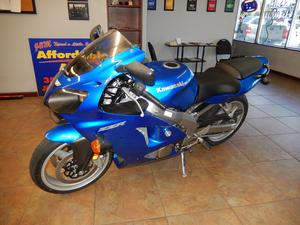 Kawasaki ZX600 Ninja ZX-6R in Leesburg, FL