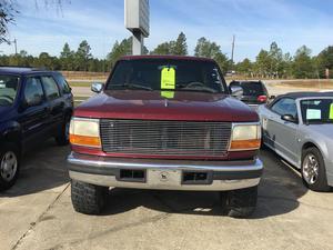 Ford Bronco XLT in Lugoff, SC