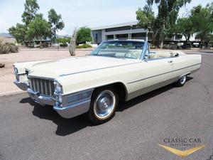 Cadillac Deville Convertbile