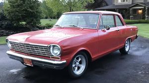 Chevrolet Nova Resto Mod