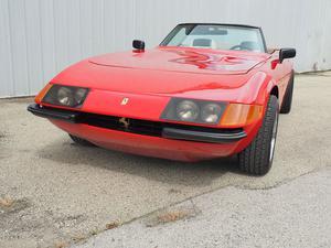 Ferrari Daytona Spider Replica Mcburnie Replica