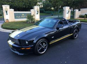 Ford Mustang Shelby GT-H CSM #239 Convertible