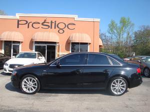 Audi A4 2.0T quattro Premium Plu in Tallahassee, FL