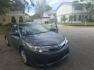 Toyota Camry L in Palm Harbor, FL