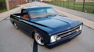 Chevrolet C10 Resto Mod SEMA