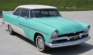 Plymouth Savoy 2 DR. Hdtp
