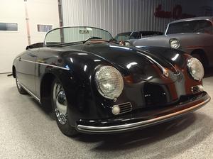 Porsche 356A Speedster Replica