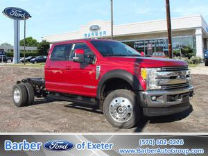 Ford F-550 XL in Pittston, PA