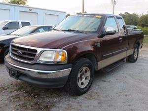 Ford F-150 Lariat Supercab Short BED 2WD Pickup