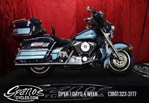 Harley-Davidson Ultra Peace officer in Daytona Beach,