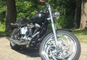 Harley Davidson Fxstd Softail Deuce