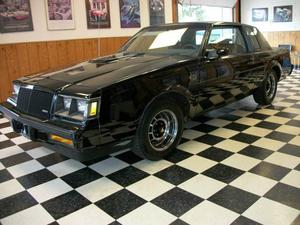 Buick Regal Grand National Turbo 2DR Coupe