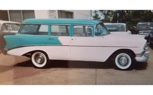 Chevrolet 210 Station Wagon