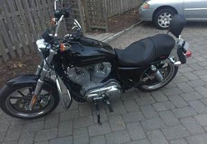 Harley Davidson XL883L Superlow