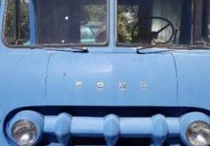 Ford Vannette Food Truck