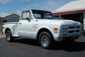 GMC Pickup 1/2 Ton Stepside 454