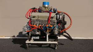 Pontiac Iroc Engine