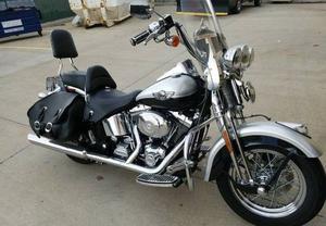 Harley Davidson Flsts Heritage Springer Anniversary