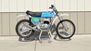 Bultaco Model 135 Pursant