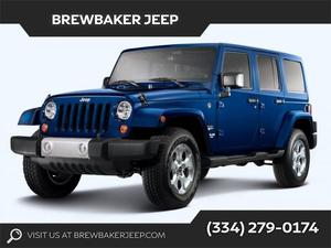 Jeep Wrangler Unlimited Sport in Montgomery, AL