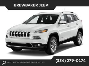 Jeep Cherokee Limited in Montgomery, AL