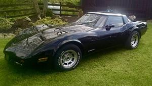 Chevrolet Corvette T-TOP Coupe