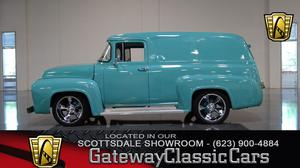 Ford F100 Panel Truck