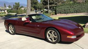 Chevrolet Corvette 50TH Anniversary