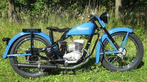 Harley-Davidson 165ST