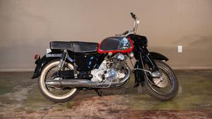 Honda 305 Dream Touring