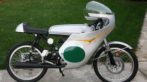 Honda HRC CB50R Racer