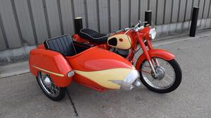 Pannonia t5 with sidecar for sale | Cozot Cars