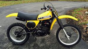 Yamaha YZ250 D MX Racer