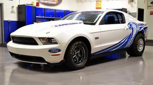 Ford Mustang Cobra Jet Drag Car