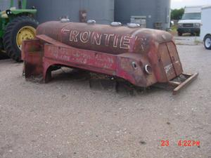 Tank Wagon Delivery Tank