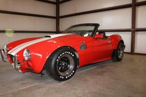 Shelby Cobra Replica  Shelby Cobra
