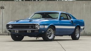 Ford Shelby GT500 Fastback