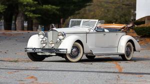 Packard Lebaron Custom Dual Cowl Phaeton