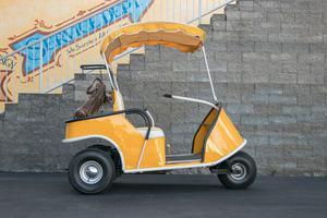 Marketeer Golf Cart