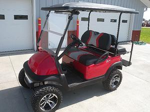 Clubcar Golf-Cart