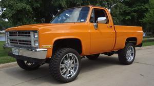 Chevrolet K10 Pickup