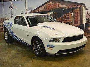 Ford Mustang Cobra Jet Race Car