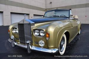 Rolls-Royce Convertible Conversion