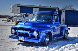 Ford F-100 Hot Rod