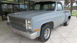 Chevrolet C10 Stepside Shortbed Pickup