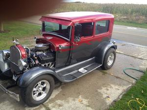 Ford Model A 2 DR
