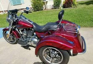 Harley Davidson Flrt Free Wheeler
