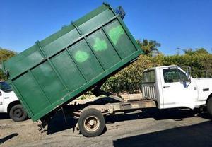 Ford F250 Custom Dump Truck